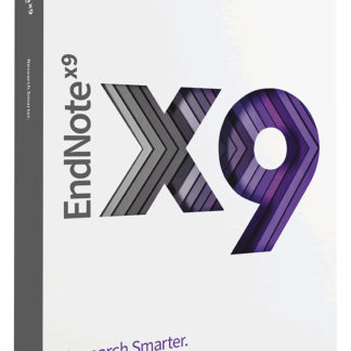 EndNote X9 Upgrade